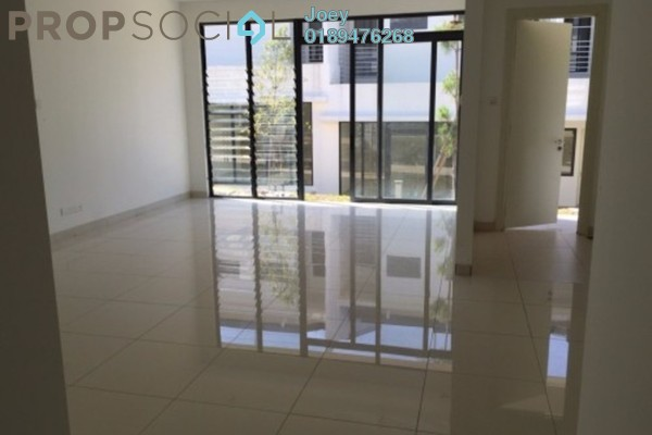 For Rent Superlink at LakeClub Parkhome, Rawang Leasehold Unfurnished 6R/6B 1.8k