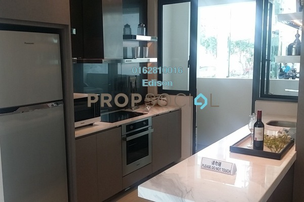 For Sale Serviced Residence at United Point Residence, Segambut Freehold Unfurnished 3R/2B 530k