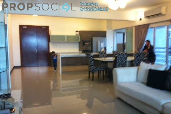 For Sale Condominium at 9 Bukit Utama, Bandar Utama Freehold Fully Furnished 4R/4B 1.38m