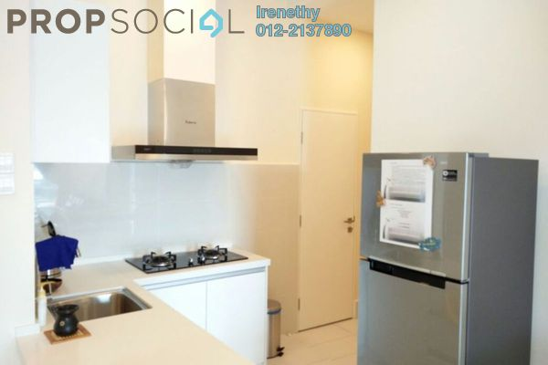 For Rent Condominium at Skypod, Bandar Puchong Jaya Freehold Fully Furnished 2R/2B 1.95k