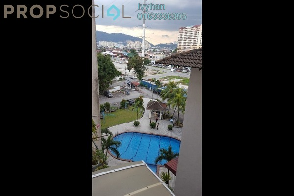 For Rent Apartment at Rose Vista, Ampang Leasehold Semi Furnished 3R/2B 1.4k