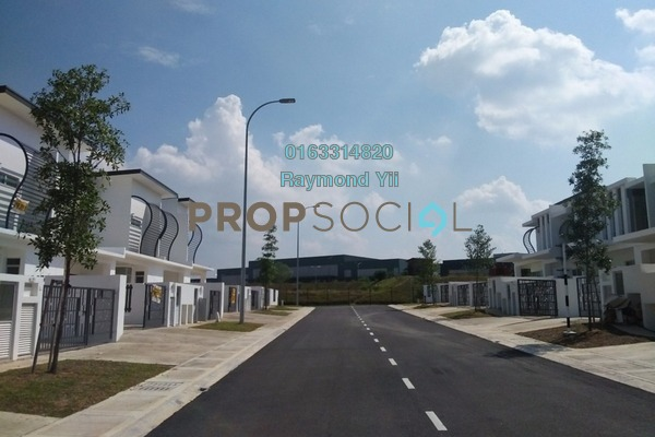 For Sale Terrace at Setia EcoHill, Semenyih Freehold Unfurnished 4R/3B 788k