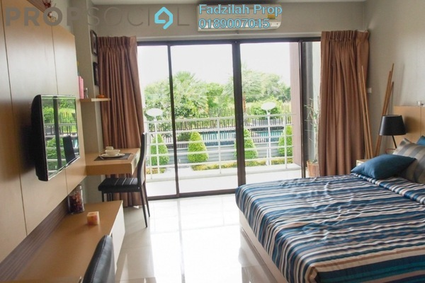 For Sale Condominium at Menara Duta 2, Dutamas Freehold Semi Furnished 4R/3B 550k