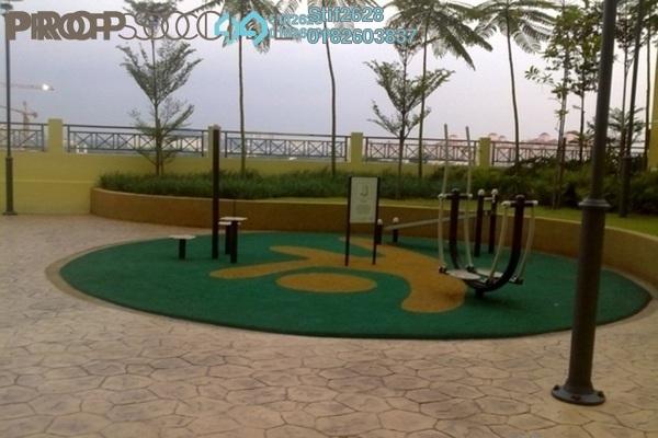 For Rent Condominium at Platinum Lake PV12, Setapak Leasehold Fully Furnished 3R/2B 1.75k