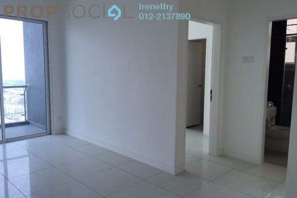 For Rent Condominium at Skypod, Bandar Puchong Jaya Freehold Unfurnished 2R/2B 1.3k