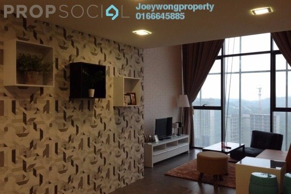 For Rent Condominium at Empire Damansara, Damansara Perdana Leasehold Fully Furnished 1R/2B 1.7k