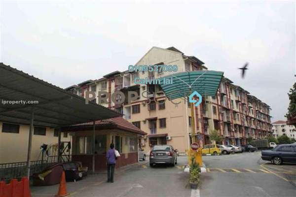 For Rent Apartment at Kasturi Tiara Apartment, Cheras South Freehold Unfurnished 3R/2B 900translationmissing:en.pricing.unit