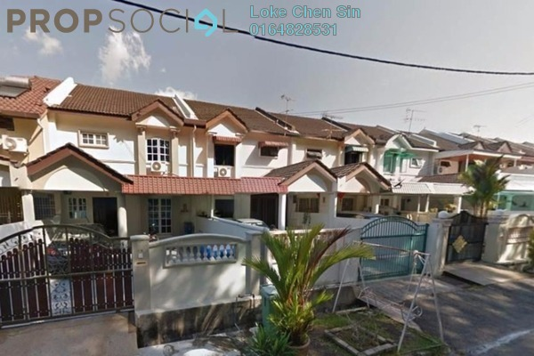 For Rent Terrace at Jalan Air Itam, Air Itam Freehold Fully Furnished 5R/3B 2k