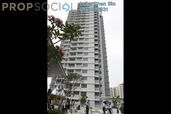 For Rent Condominium at Surin, Tanjung Bungah Freehold Semi Furnished 3R/3B 2.3k