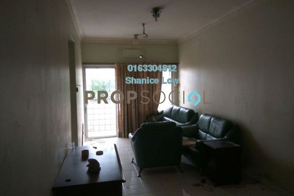 For Rent Condominium at Suria KiPark Damansara, Kepong Freehold Semi Furnished 3R/2B 1k
