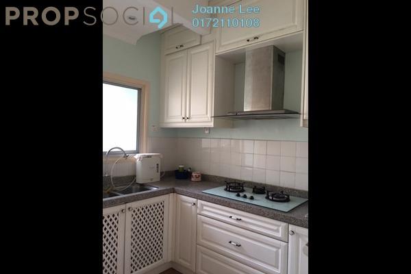 For Rent Condominium at Jati 1 Apartment, Subang Jaya Freehold Semi Furnished 4R/3B 1.7k