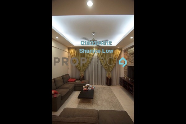 For Sale Condominium at Kelana Mahkota, Kelana Jaya Leasehold Fully Furnished 3R/2B 668k