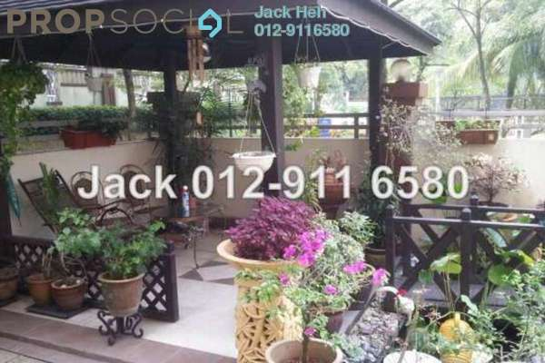 For Sale Condominium at Casa Indah 1, Tropicana Leasehold Semi Furnished 3R/3B 1.25m