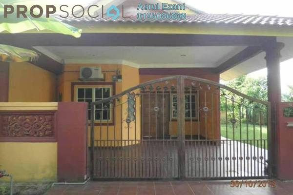 For Sale Terrace at Taman Sri Nanding, Hulu Langat Leasehold Unfurnished 3R/2B 400k