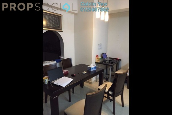 For Rent Condominium at Vista Komanwel, Bukit Jalil Freehold Fully Furnished 3R/2B 1.9k