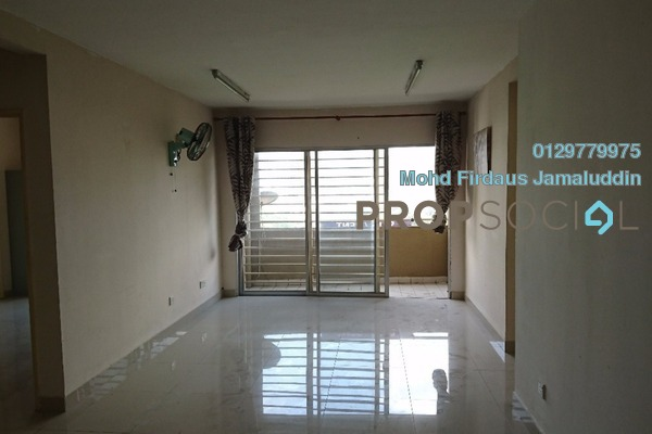 For Sale Condominium at Magna Ville, Selayang Leasehold Semi Furnished 3R/2B 300k