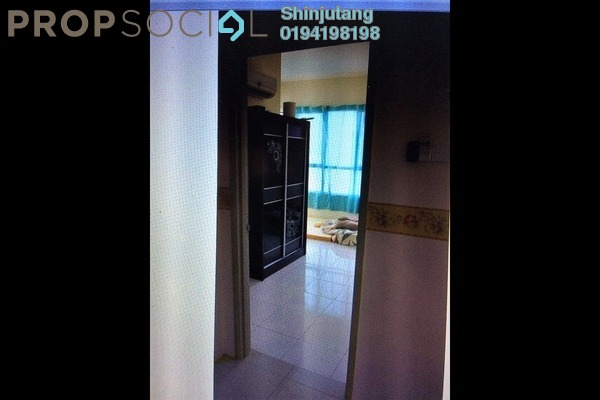 For Rent Condominium at Birch The Plaza, Georgetown Freehold Semi Furnished 2R/2B 1.7k