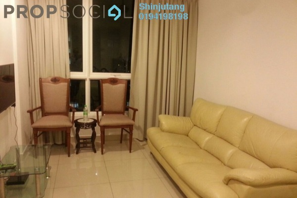 For Rent Condominium at Mansion One, Georgetown Freehold Fully Furnished 1R/1B 2.5k