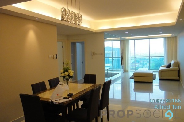For Rent Condominium at Solaris Dutamas, Dutamas Freehold Fully Furnished 3R/2B 4.5k