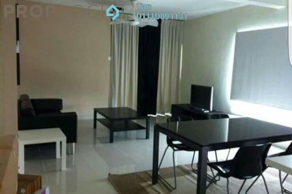 For Rent Condominium at Alam Puri, Jalan Ipoh Freehold Semi Furnished 3R/2B 1.5k