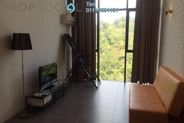 For Rent Condominium at Empire Damansara, Damansara Perdana Leasehold Fully Furnished 1R/1B 1.6k