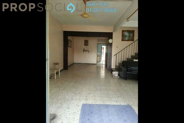 For Sale Terrace at Taman Kepong, Kepong Freehold Semi Furnished 4R/2B 778k