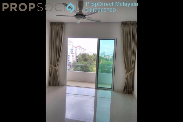 For Rent Condominium at Scenaria, Segambut Freehold Semi Furnished 4R/3B 2.5k