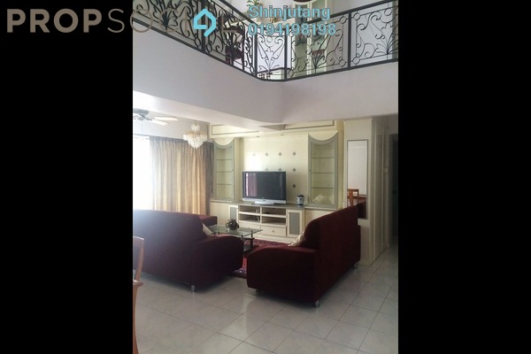 For Rent Condominium at Menara Greenview, Green Lane Freehold Fully Furnished 4R/3B 3.5k