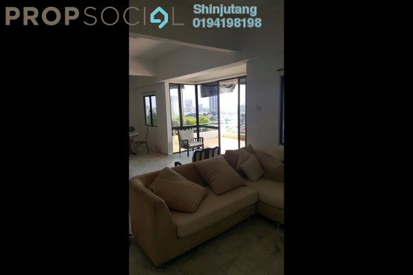 For Rent Apartment at Fettes Park, Tanjung Tokong Freehold Fully Furnished 3R/2B 1.5k