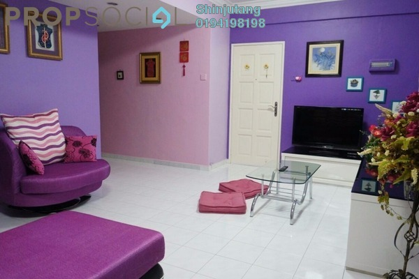 For Rent Condominium at Azuria, Tanjung Bungah Freehold Fully Furnished 3R/2B 1.3k