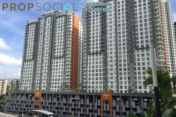 For Rent Condominium at The Arc, Cyberjaya Freehold Fully Furnished 3R/2B 1.4k
