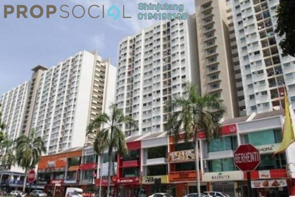 For Sale Apartment at Symphony Park, Jelutong Freehold Fully Furnished 3R/2B 504k