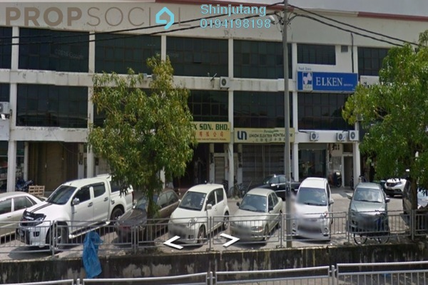 For Rent Shop at Taman Dedap, Butterworth Freehold Unfurnished 0R/0B 1.5k