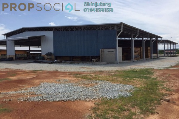 For Rent Factory at Juru Heights, Juru Freehold Unfurnished 0R/0B 10k