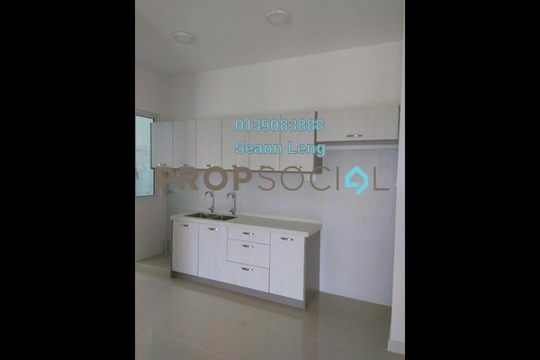 For Rent Serviced Residence at Scenaria, Segambut Freehold Semi Furnished 3R/3B 1.95k