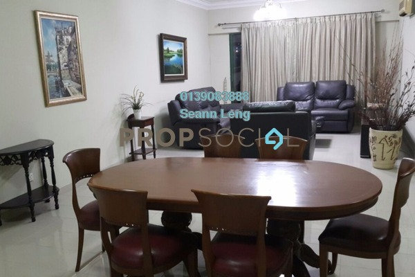 For Rent Condominium at Duta Ria, Dutamas Freehold Fully Furnished 3R/2B 2.2k