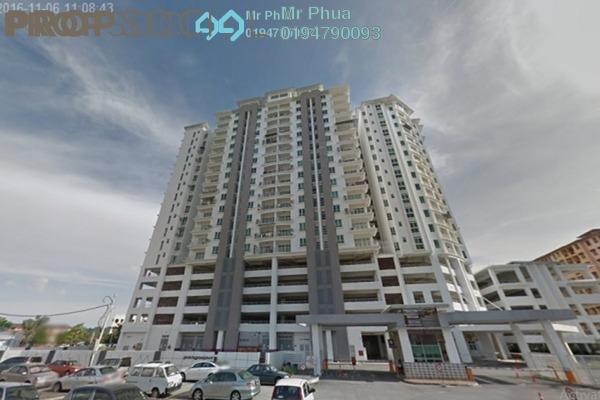 For Rent Apartment at Idaman Iris, Sungai Ara Freehold Fully Furnished 3R/2B 950translationmissing:en.pricing.unit