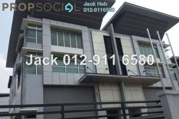 For Sale Factory at 1st Jelutong, Bukit Jelutong Freehold Unfurnished 0R/0B 3.5m