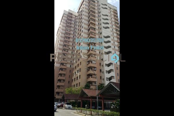 For Sale Condominium at Pelangi Damansara, Bandar Utama Leasehold Unfurnished 3R/2B 520k