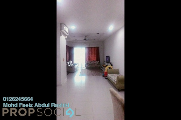 For Sale Terrace at Taman Puchong Prima, Puchong Freehold Fully Furnished 4R/3B 650k