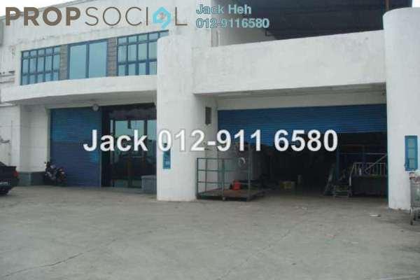 For Sale Factory at Taman Meru Jaya, Meru Leasehold Unfurnished 0R/0B 2.95m