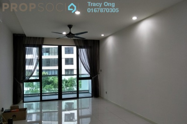 For Rent Condominium at Impiana Residences, Iskandar Puteri (Nusajaya) Freehold Semi Furnished 2R/2B 1.6k
