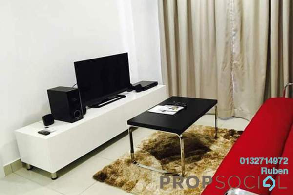 For Rent Condominium at Solstice @ Pan'gaea, Cyberjaya Freehold Fully Furnished 1R/1B 1.2k