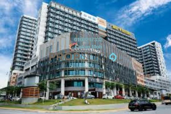 For Sale Condominium at Centrestage, Petaling Jaya Leasehold Semi Furnished 2R/2B 429k