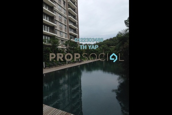 For Rent Condominium at Windows On The Park, Bandar Tun Hussein Onn Freehold Fully Furnished 3R/4B 3.5k