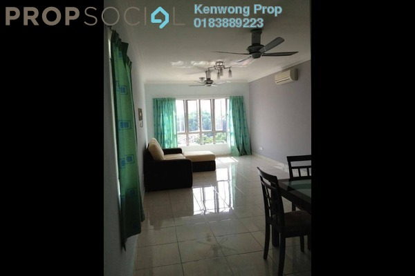 For Rent Condominium at Green Avenue, Bukit Jalil Freehold Fully Furnished 3R/2B 1.4k