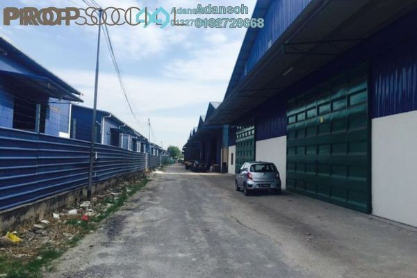 For Rent Factory at Kampung Baru Sungai Buloh, Sungai Buloh Leasehold Unfurnished 1R/4B 8.8k