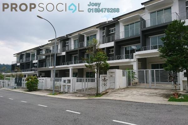 For Rent Terrace at Bayu Legenda, Rawang Freehold Unfurnished 5R/5B 1.2k
