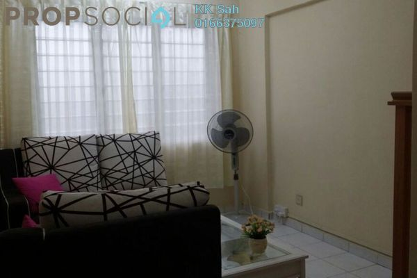 For Rent Apartment at Taman Pandamaran Jaya, Port Klang Freehold Semi Furnished 3R/2B 650translationmissing:en.pricing.unit