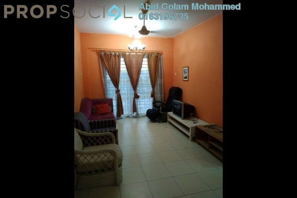 For Rent Condominium at Fortune Park, Seri Kembangan Leasehold Fully Furnished 3R/2B 1.7k